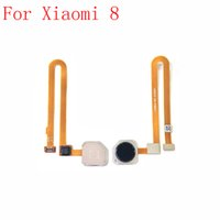 5pcs New Fingerprint Sensor Flex Cable For Xiaomi 8 Mi 8 Hom...