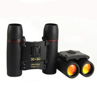 Agele Portable Day Night Vision Binoculars 30 x60 Zoom Outdo...