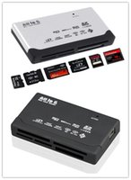 All in 1 one Fast Read Speed USB 2. 0 Multi Memory Mini Card ...