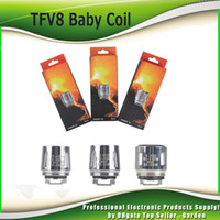 Authentic TFV8 Baby Coil Head New AB Code V8 Baby T8 T6 X4 Q...
