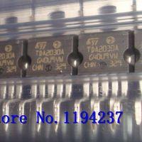 Ücretsiz kargo TDA2030A TDA2030 TO220-5 Orijinal YENI 10 ADET / GRUP