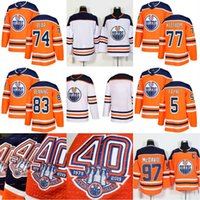 c5fd0f7d6 New Arrival. 2018-19 40th Anniversary 1917-2019 Patch Edmonton Oilers ...
