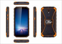 "Guophone XP9800 Impermeabile смартфон IP68 5.5 ""экран HD MTK6739 Андроида сердечника квада 8.1 оперативной памяти 2 Гб ROM 16 ГБ 8-мегапиксельная 6500 мАч 4г-Дель-телефон мобильный"