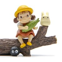 Super Cute My Neighbor Totoro Model Figure Toys Safety Resin...