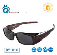 Nouveaux hommes femmes lunettes de soleil polarisées sports de plein air cyclisme / golf / pêche / lunettes de soleil d'entraînement myopie, lunettes de protection, livraison gratuite