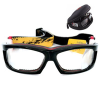 PC Lens Outdoor Sports Football Ski Glasses Basketball Prote...