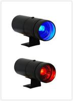 범용 빨간색과 파란색 Led 가변 타코미터 Rpm Tacho 게이지 프로 교대 빛 1000-11000