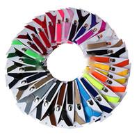 42 Renkler Çocuk Ayarlanabilir Klip Ile Ayarlanabilir Katı Jartiyer Bebek Elasti Parantez Kemer E639