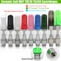 Colorful Ceramic Cell TH210 TH205 Screw thread M6T Cartridge...