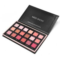 Newest makeup palette MISS SNOW 18 color eyeshadow palette w...