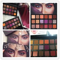 Free Shipping by ePacket 18 Colors Eyeshadow Palette Rose Go...