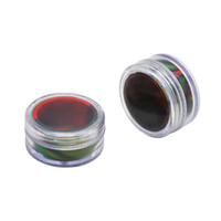 5ml Acrilico Silicone Cera Cream Cream Jar Concentrato Concentrato Contenitore non bastone Crema a olio di cera Jar DAB o vasetti in silicone