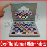 New Fashion Women Beauty 32color Cleof Cosmetics The Mermaid...