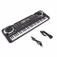61 ключей цифровой музыки электронная клавиатура ключ доска подарок электрический фортепиано подарок новое прибытие