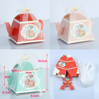 New Royal Teapot Candy Box Afternoon Tea Party Cookies Gift ...