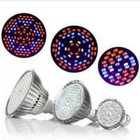 Geführt wachsen Lichter 30W 50W 80W volles Spektrum geführte Anlage wachsen Lampen E27 LED-Gartenbau wachsen Licht für Garten-blühendes Hydroponics-System