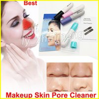 Electric Facial Pore Cleaner Blackhead Remover cleaning skin...