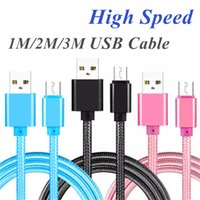 High Speed USB Type C Cable 1M 2M 3M Micro USB Cable Fast Ch...