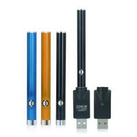 Оптовая G2 O pen 280 мАч испаритель pen 510 нить e сигареты кнопка аккумулятор с USB зарядное устройство для Толстого масла vape картридж G2 атомайзер