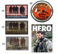 18VP-28 vendita calda Navy SEALs Team 10 SDVT-1 LAD Ricamo patch tattiche con magic stick Armband patch può fare logo personalizzato