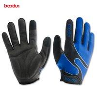 Марка велосипедов перчатки полный палец ударопрочный MTB дорога Спорт на открытом воздухе перчатки Мужчины Женщины зима работает перчатки Guantes де portero