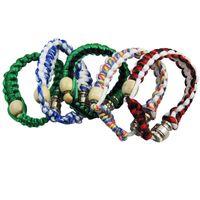 Handgemachte Perlen Seil Reggae Armband Pfeife für Tabak Sneak Klick n Vape ein Toke Vaporizer
