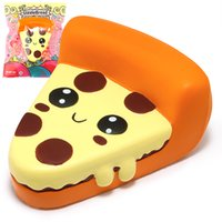Kawaii Squishy Pizza Squishies Cream Scented Slow Rising Kid...