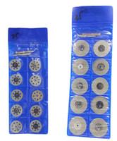 Diamant grindingdisc Mini Jade Schneidestück elektrische Schleif Diamant Schmirgel Sägeblatt toothgrinding Scheibe BS061-5