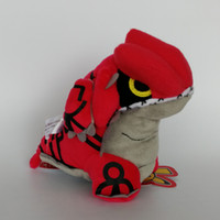 "Hot Sale New 6"" 15cm Groudon Pikachu Plush Stuffed Doll..."