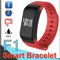 F1 Smart Bracelet Smart watches Fitness Wristband With Heart...