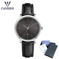 2018 New Cadisen Fashion Brand watches women luxury watch Wo...