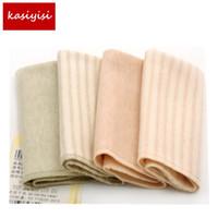 4 PCS bebê algodão toalha de algodão orgânico bebê macio toalha Slobber