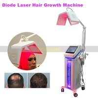 650nm hair growth machine beauty hair loss treatment hair re...