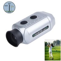 Digitalzähleroptik 7x Golf Laser Range Pocket Messen Finder Outdoor Golf Yards Entfernung Teleskop Umfang Rangfinder qcjcb