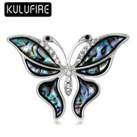 KULUFIRE Vintage broche Brooches Enamel Esmaltes Brooches Co...