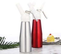 Environment European 500ml Aluminum Pastry Tube Desserts Cre...