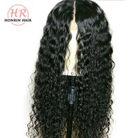 Honrin Hair 360 Lace Wig Deep Curly Full Lace Human Hair Wig...