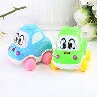 Freies verschiffen kind spielzeugeinkauf mall förderung geschenk spielzeug cartoon ziehen zurück auto spielzeug auto