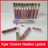 Newest Kylie weather collection 12colors lip gloss Kylie Wea...