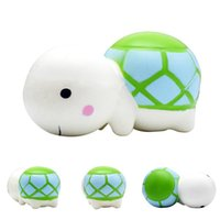 Squishy Toys Slow Rising Decompression Toys Jumbo Turtle For...