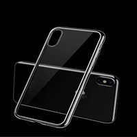 Lucency Glass Shockproof Dirt- resistant Case TPU+ Glass For ...
