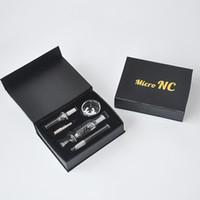 10mm NC Set avec Tai Nail Micro NC sans kit, conduites d'eau, recycleurs de puits de pétrole, mini bangs en verre