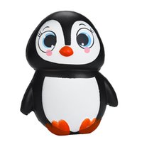 Kawaii Squishy Penguin Cute Animal Slow Rising Sweet Scented...