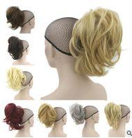 패션 숙녀, 클립, 말꼬리 여인, 곱슬 머리, 유연한 배달, Mawei, 유럽과 미국의 핫 판매자, 직접 판매