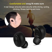 TWS Wireless Bluetooth Stereo Mini Earphone with Charge Case