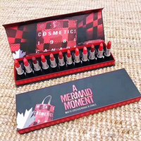 Cosmetics 1984 A Mermaid Moment Matte Lipstick 12 Colors Lip...