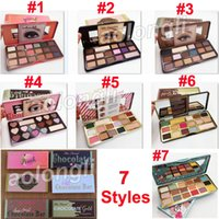 Makeup 18 color Sweet peach Eye Shadow palette 16 Colors Whi...