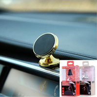 universal magnetic car phone holder super strong magnetic al...