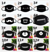 Face Mouth Mask Mouth- muffle Unisex Respirator Stop Air Poll...