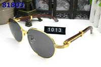 Rimmed Luxury Sun Glasses Buffalo Horn Glasses Men Women Sun...